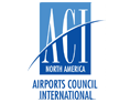 Logo of the Airports Council International - North America (ACI-NA)